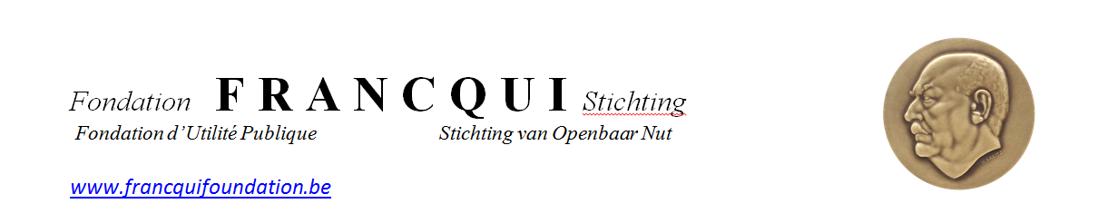 Prestigieuze Francqui-Prijs 2014 gaat naar longspecialist Bart Lambrecht (VIB, UGent) voor zijn baanbrekend onderzoek naar astma en allergische reacties