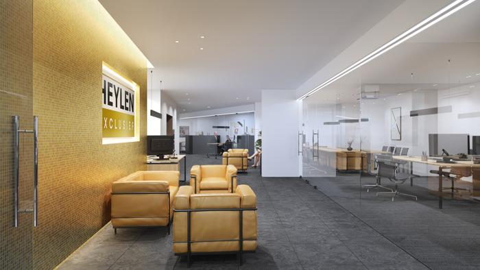 Heylen Vastgoed opent eerste kantoor Heylen Exclusief in Antwerpen