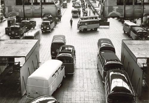 8 mars 1956 - Début de la production du T1 à Hanovre