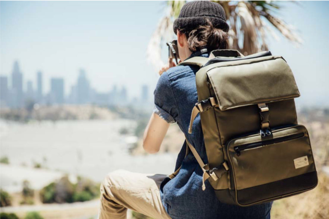 New DSLR Backpacks From HEX Brand's Spring 2018 Grid Collection