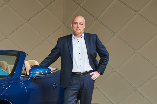 Dr. Werner Tietz, new SEAT Vice-president for R&D