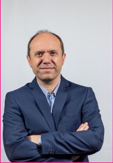 Fabrice Wynants aan de slag bij Cegeka als Director Security Services