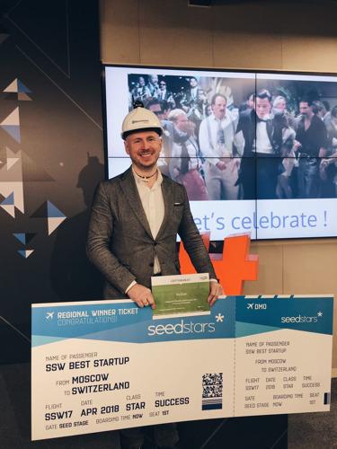 Marvelmind Robotics стал самым многообещающим технологическим стартапом на Seedstars Moscow 2017