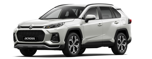 Suzuki lanceert de nieuwe ACROSS
