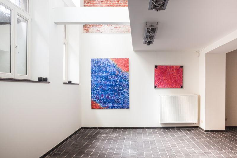 Interieur galerie ganache ©Jeroen Brejou