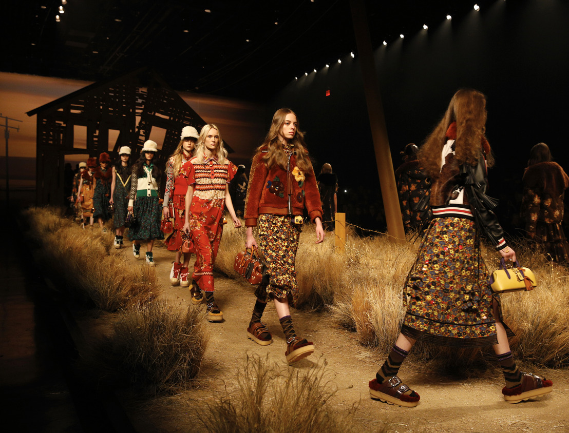 Coach to create virtual reality experience during New York Fashion Week: The Shows