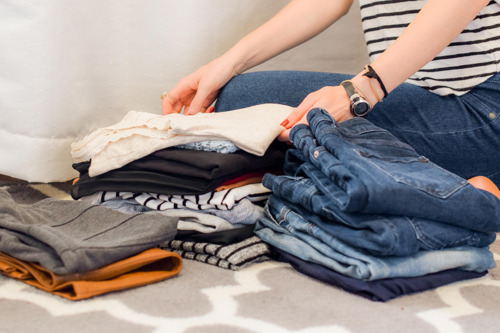 Time for a clear out? Brits holding onto £418 worth of stuff they don't use or want