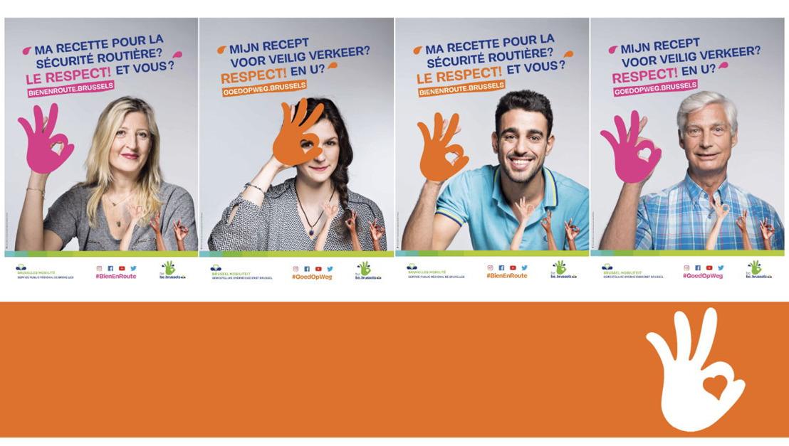 VO Citizen et Voice signent #BienEnRoute pour Bruxelles-Mobilité
