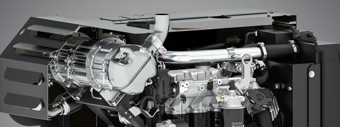Hatz stellte auf der Eima sein modulares New Silent Pack für H-Serie-Motoren vor