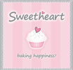 Sweetheart Cupcakes press room Logo