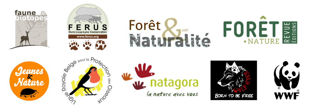 Logos Platforme Grands Prédateurs