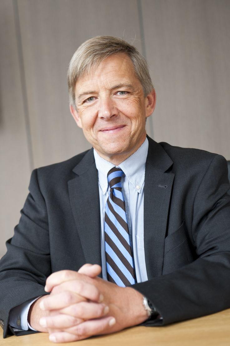Brieuc de Meeûs, CEO van de MIVB
