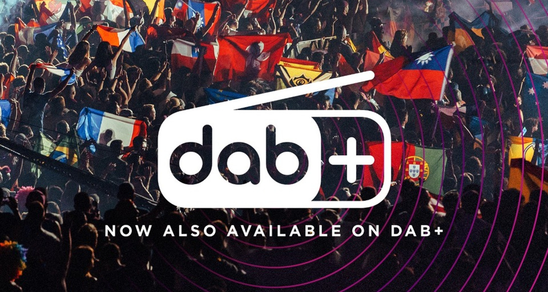 Beleef en beluister Tomorrowland voortaan elke dag digitaal via DAB+