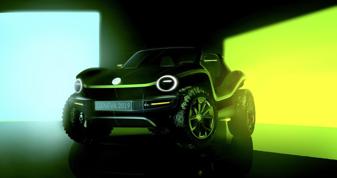 El Buggy está de regreso ¡y ahora es eléctrico!