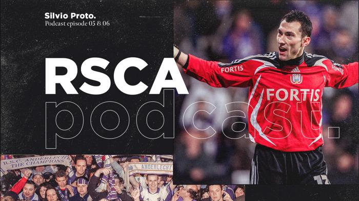 RSCA Podcast - Silvio Proto, een clubicoon op voetbalpensioen