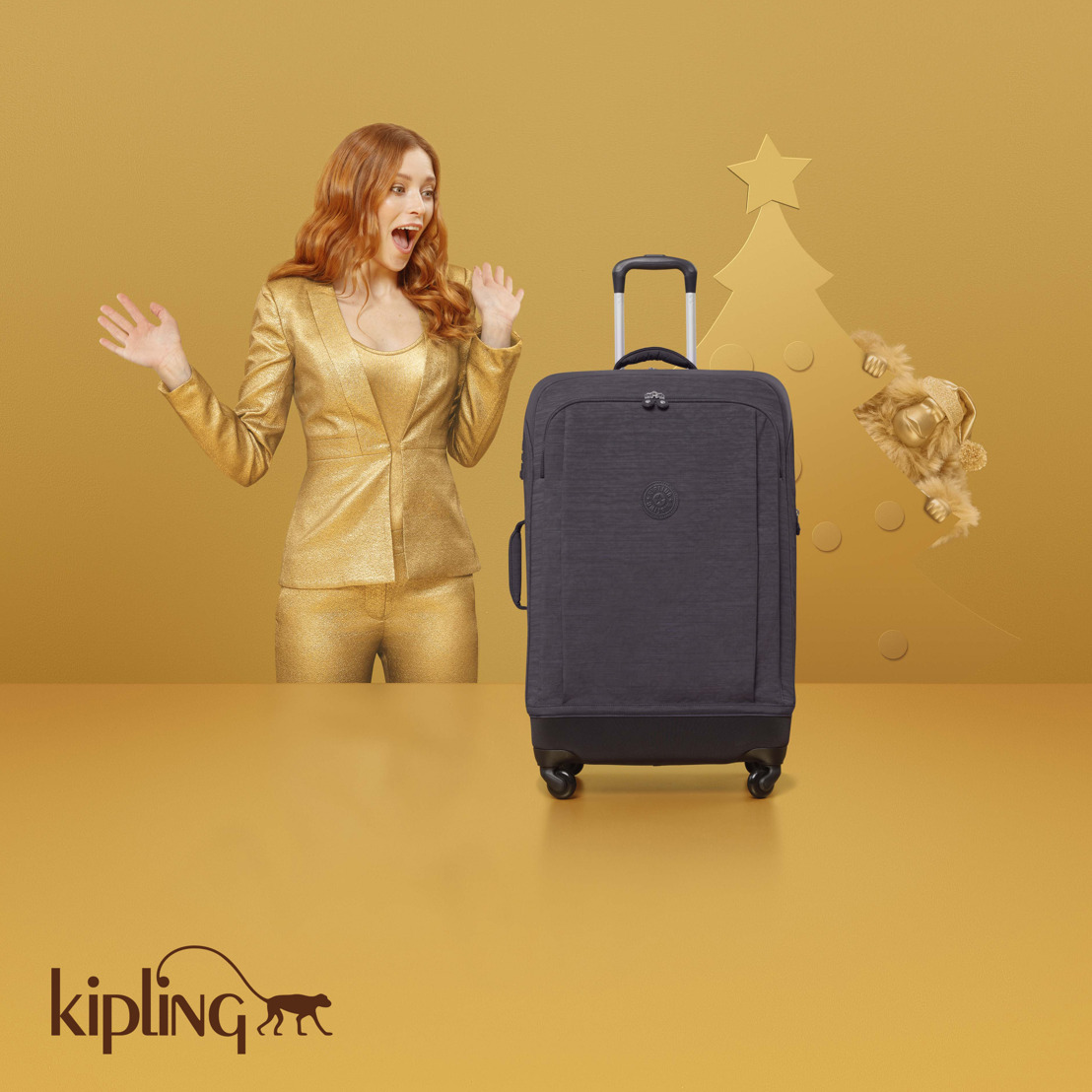 Have the best winter holidays with Kipling
