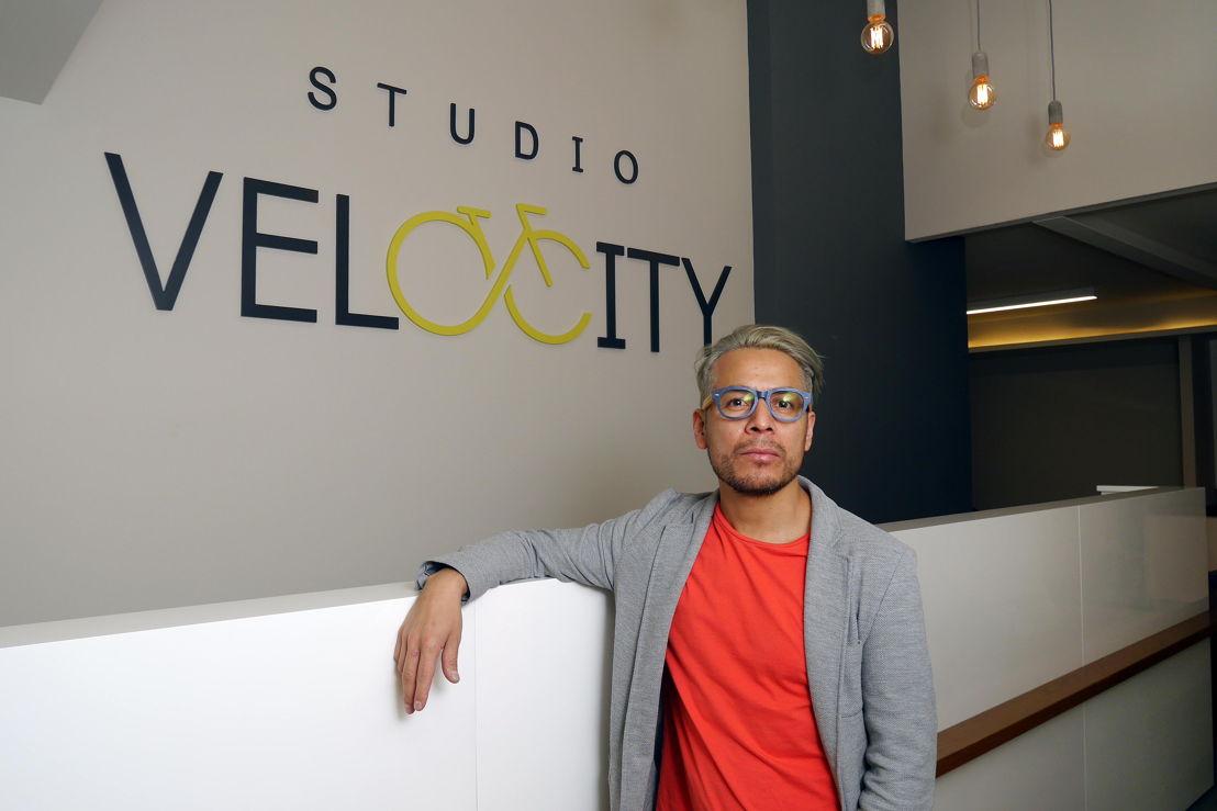 Ángel Beltrán, Brand Manager de Studio Velocity.