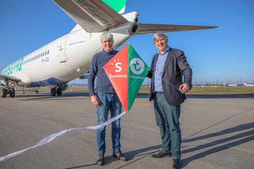 Sunweb Group and Transavia strengthen cooperation