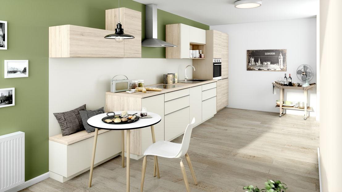 cuisine ouverte / open keuken 911 ©èggo