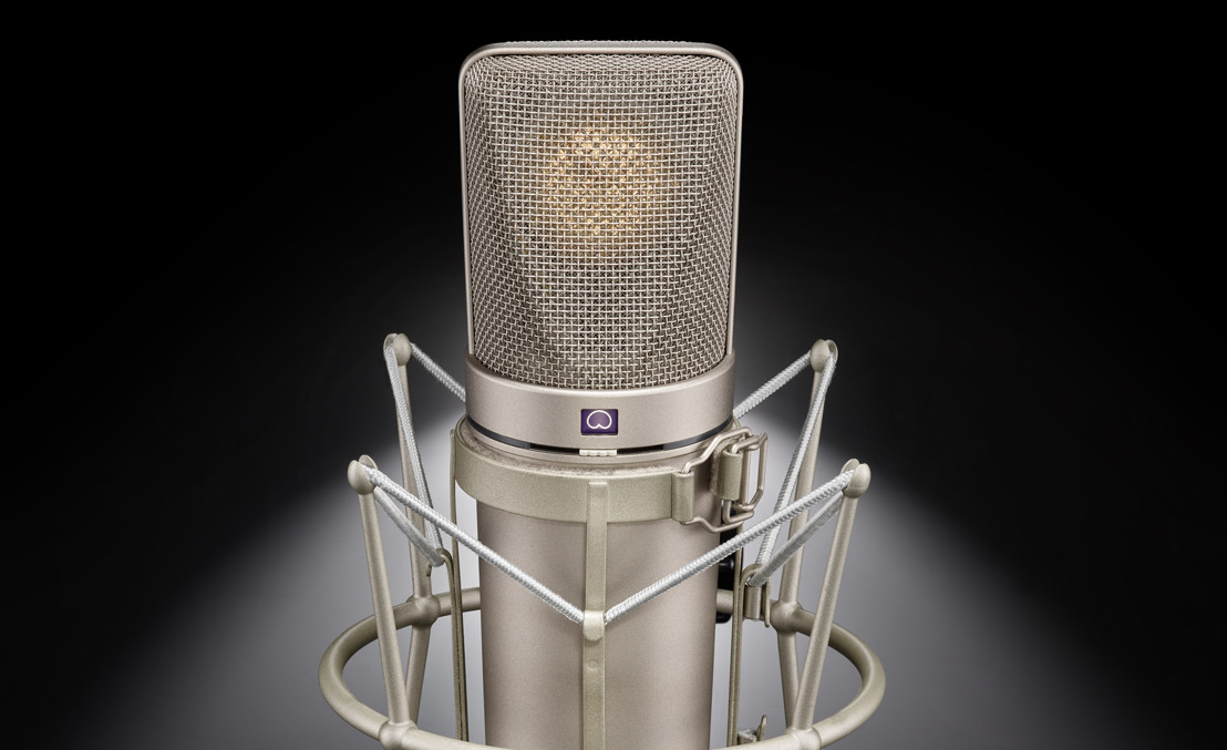 RETURN OF A LEGEND: NEUMANN LAUNCHES RE-ISSUE OF THE FAMOUS U 67 TUBE MICROPHONE