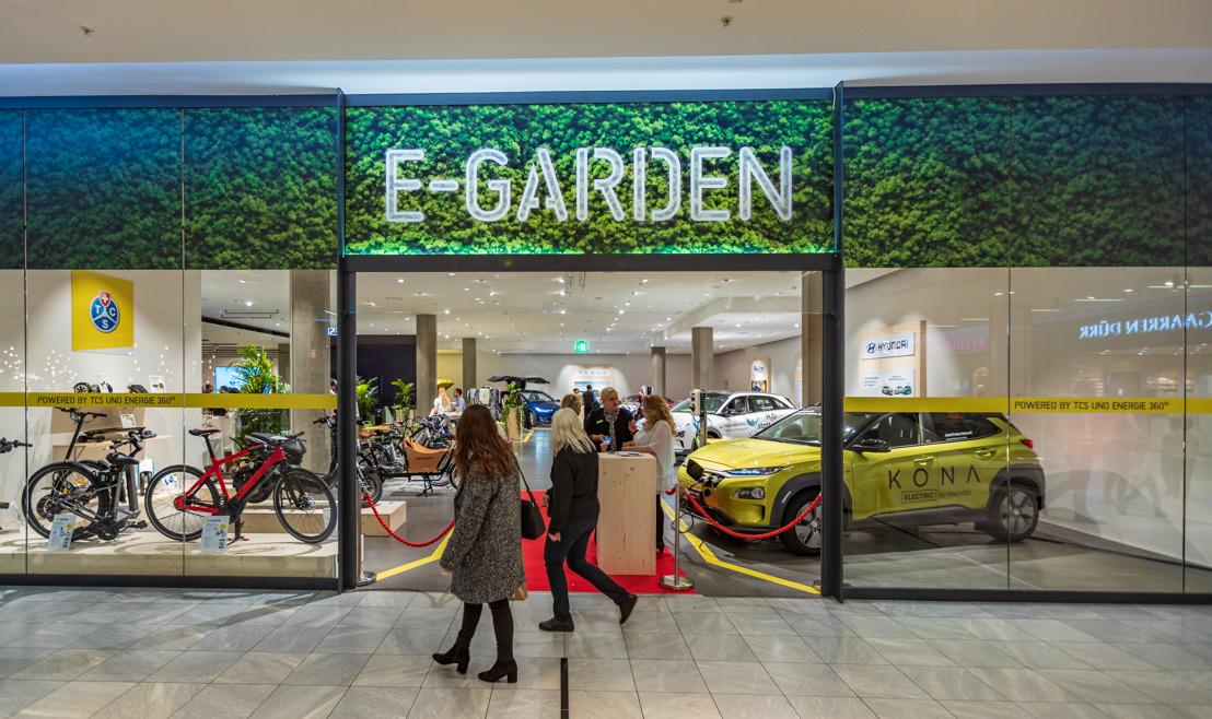 Shopping auf die elektrische Art – mit dem Hyundai NEXO und dem KONA electric
