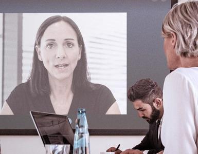 Corona World Report über virtuelle Meetings und Fernunterricht