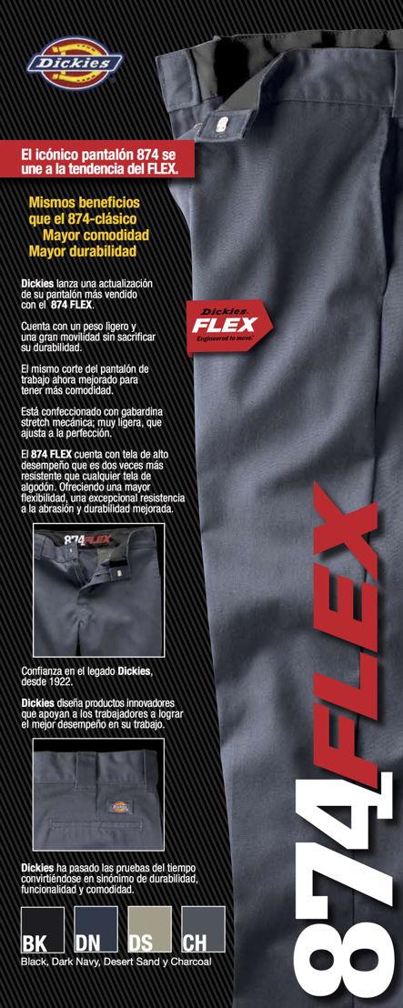 Déptico 874 Flex