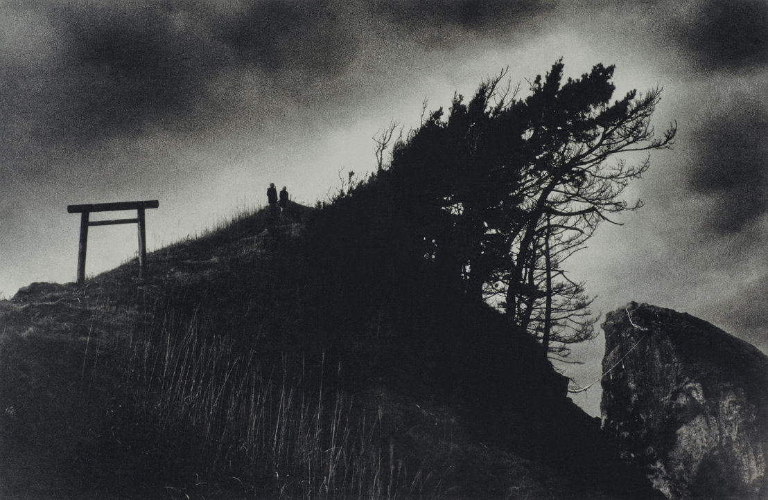 Akiko Takizawa, Torii On The Hill, 2009-2013. Collotype on Japanese Washi Paper.