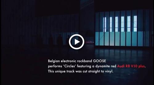 Preview: Audi R8, het vijfde bandlid van GOOSE