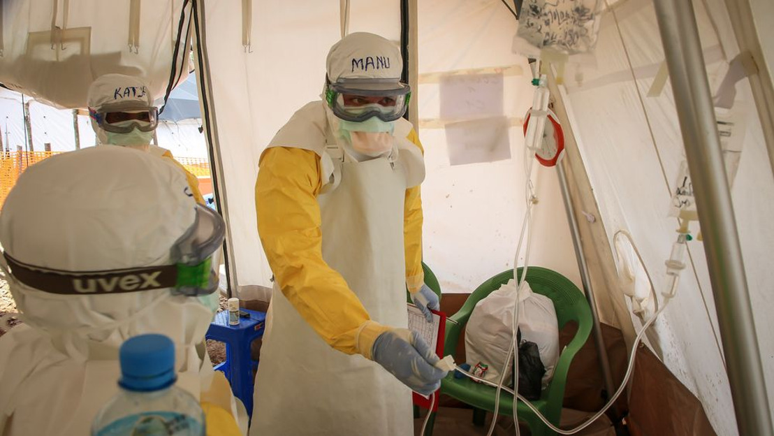 Ebola, developmental treatments complementing the traditional pillars of the response