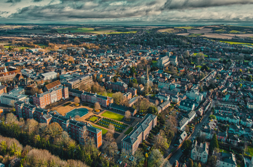 What's on in Winchester this Autumn: Festivals, Poetry & Coffee