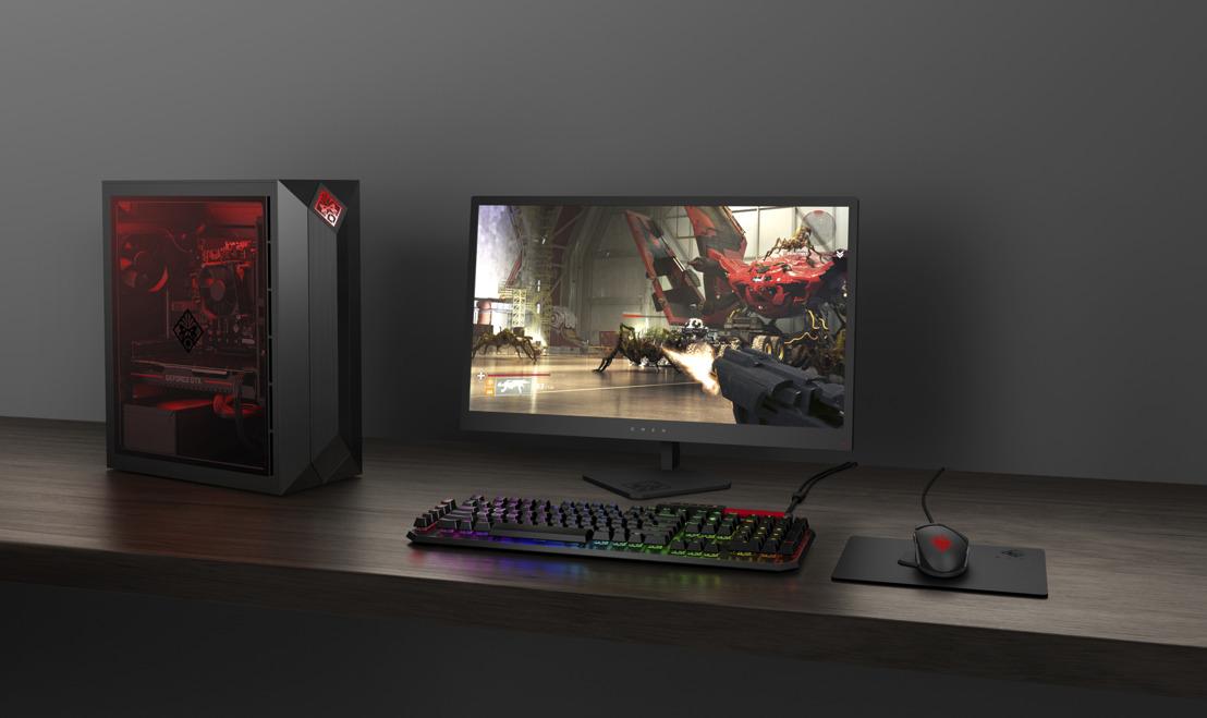 HP maakt de toekomst voor gaming mogelijk met OMEN hardware- en software-innovaties
