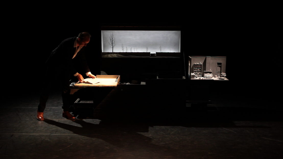 Pieter De Buyssere& Hans Op De Beeck - 14/12 © Herman Sorgeloos