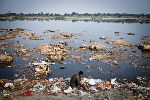 WFO offers to tackle floating debris in rivers