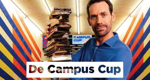 Otto-Jan Ham zoekt kandidaten voor de derde editie van De Campus Cup