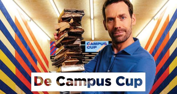 Preview: Otto-Jan Ham zoekt kandidaten voor de derde editie van De Campus Cup
