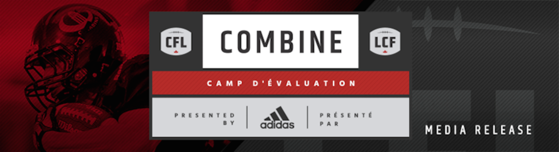 FIVE PROSPECTS FROM EASTERN REGIONAL COMBINE INVITED TO CFL COMBINE PRESENTED BY ADIDAS