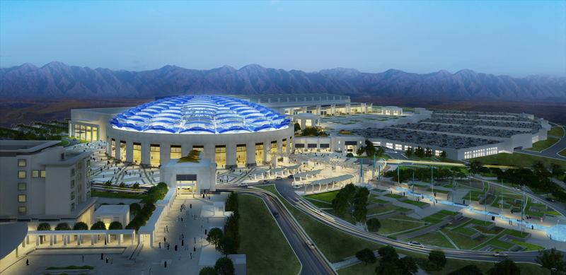 Convention Center – Oman Convention & Exhibition Center - Oman