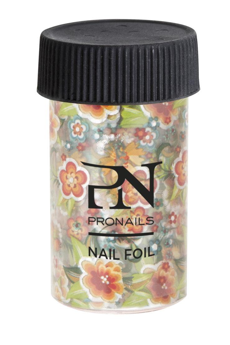 Nail foil Flower Power