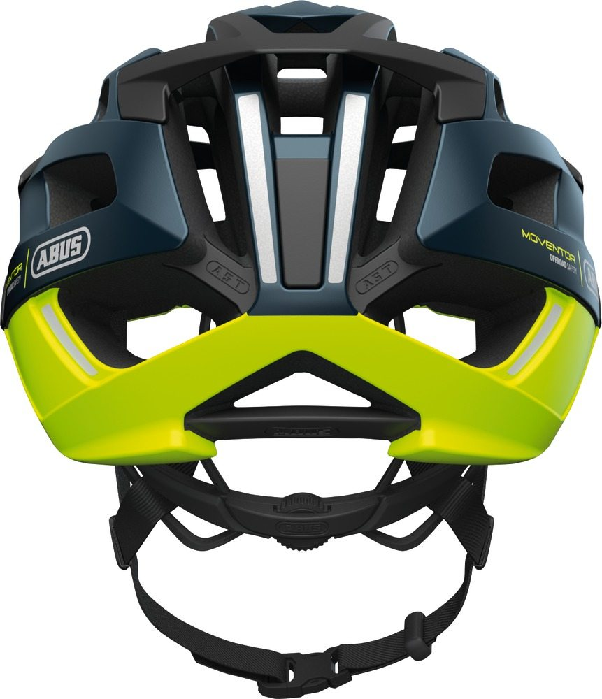 Abus Helmet with reflective strips