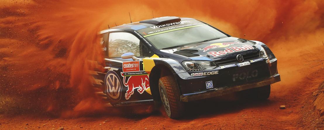 Wereldkampioenschap rally exclusief bij Play Sports
