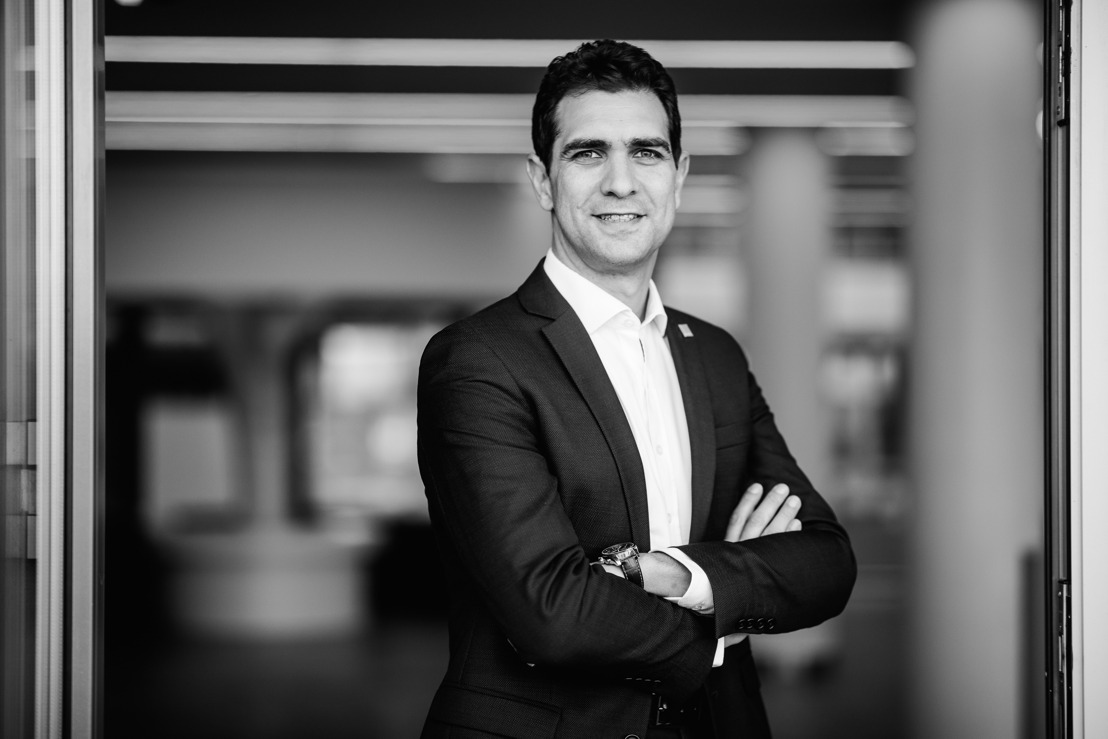 Michaël Trabbia, momenteel CEO van Orange Belgium, is gepromoveerd tot Chief Technology and Innovation Officer bij de Orange-groep op 1 september 2020