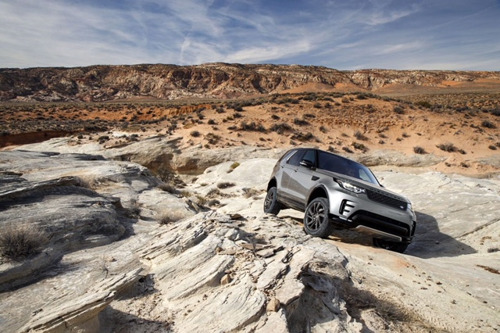 LAND ROVER IS MAKING ALL-TERRAIN AUTONOMY A REALITY