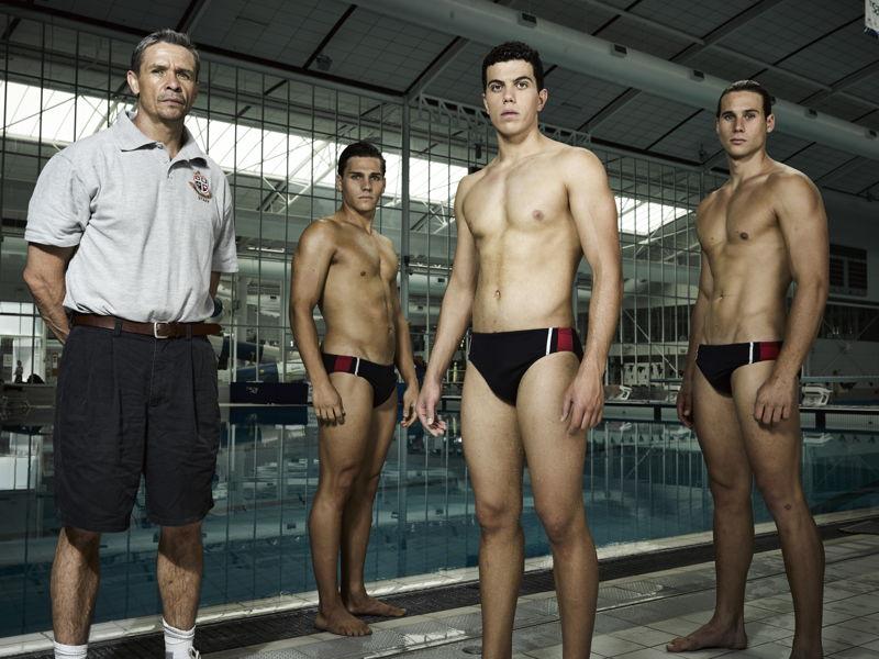 Barracuda - Matt Nable, Ben Kindon, Elias Anton and Andrew Creer