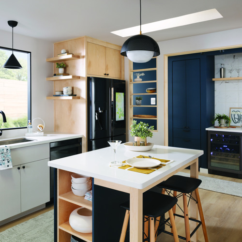 Today's kitchen reflects rapid changes in tech, globalization, climate, habits and behavior