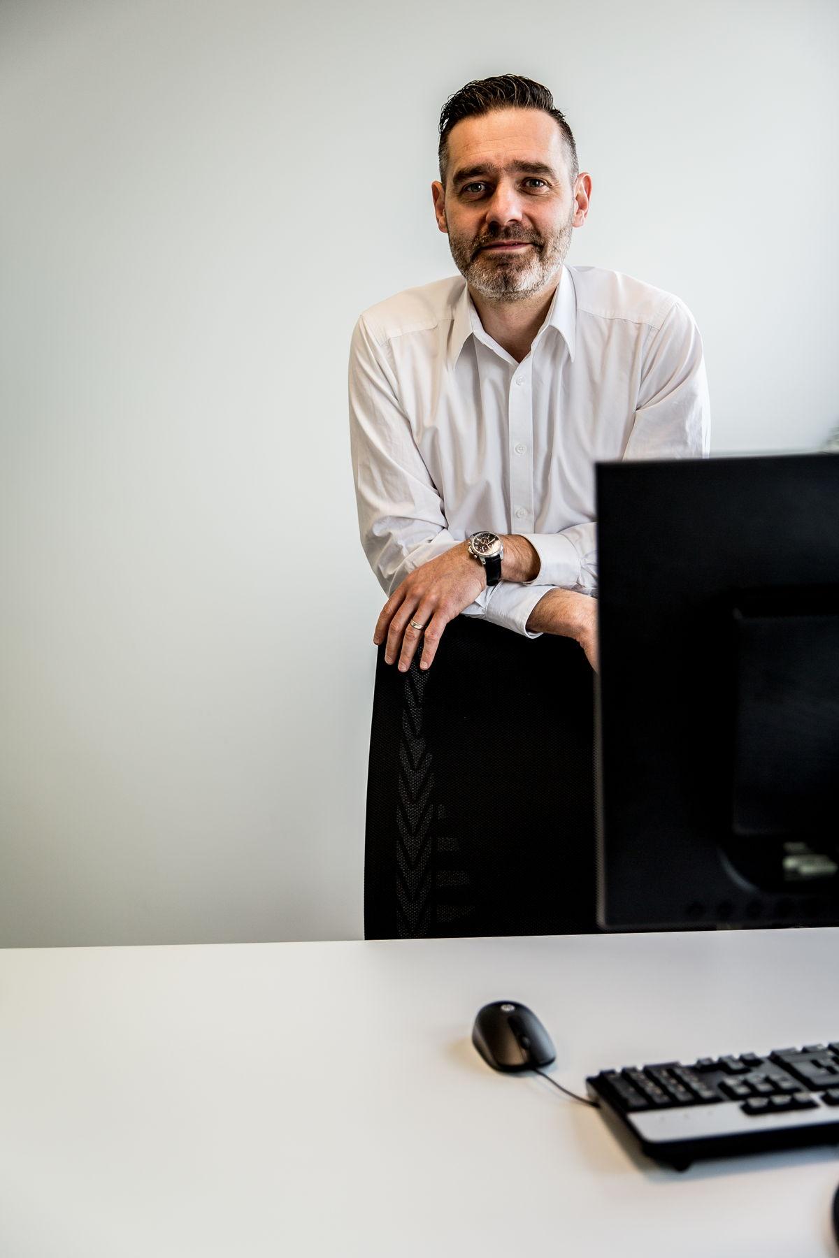 Dimitri Beck CEO CCV Belgium