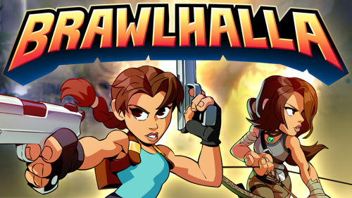 LARA CROFT VON CRYSTAL DYNAMICS TOMB RAIDER AB HEUTE ALS EPIC CROSSOVER IN BRAWLHALLA®