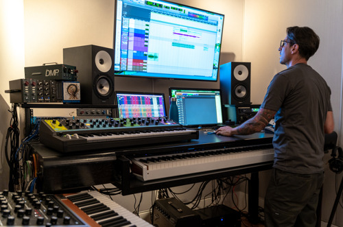 BAE Audio Helps Prolific Podcast and Composer/Sound Designer Luis Guerra Gain 'Audio Advantage'