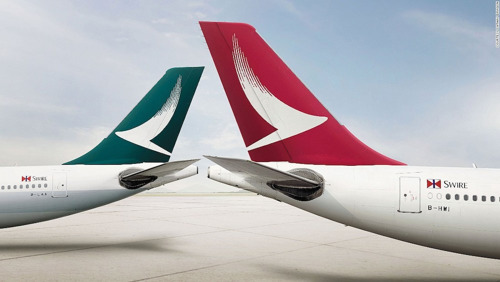 Cathay Pacific releases combined traffic figures for August 2015