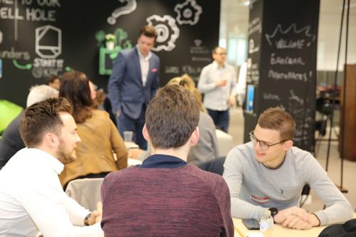 KBC, Start it @KBC en Start it X: innovatieve motor van werkgelegenheid en economische groei op volle toeren